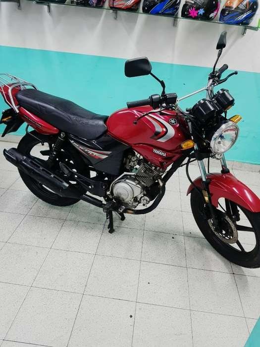 Yamaha Libero 125 Modelo 2015