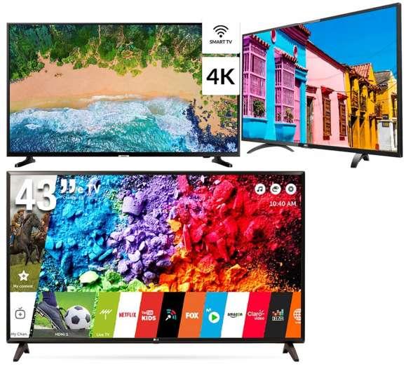 Remato Televisores LED de última generación, a buen precio.