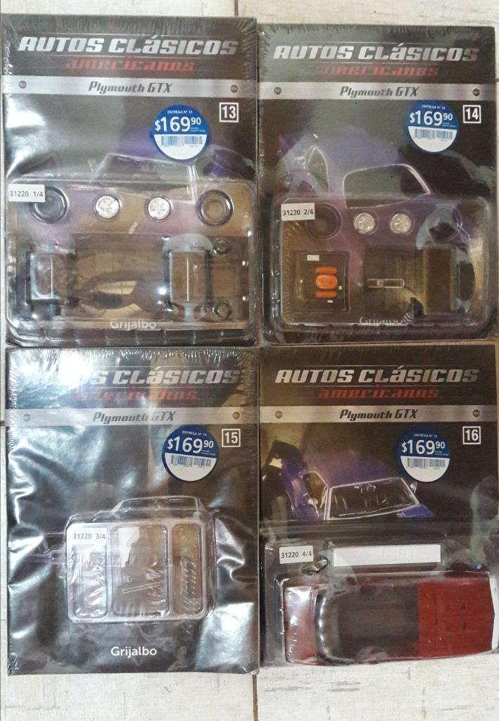 Coleccionista Autos Clasicos Americanos