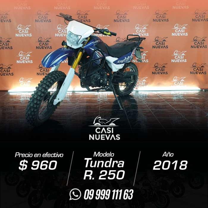 Motocicleta Tundra Raptor 250