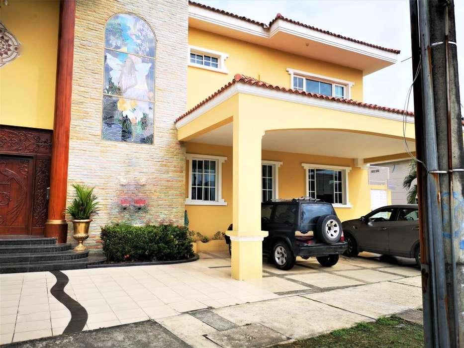 alquilo <strong>casa</strong> amoblada via samborondon , guayaquil