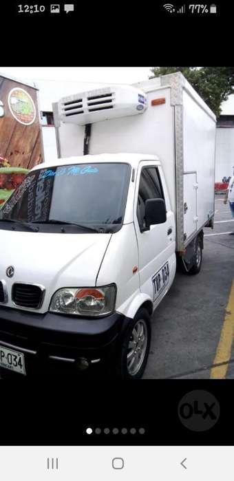 Camioneta con Termoking Dfm