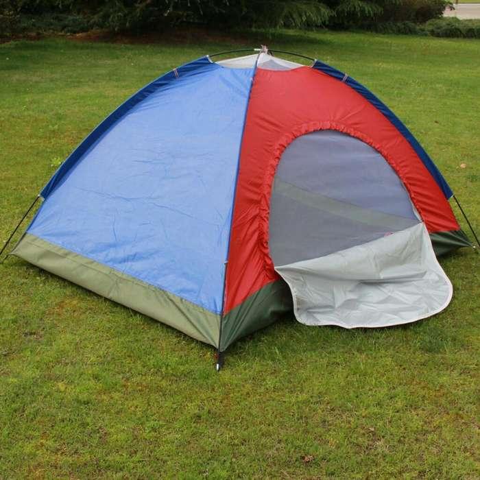 Tienda de Camping para 3 Personas Oferta