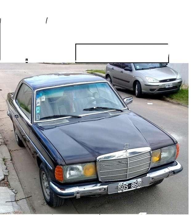 Mercedes-Benz 230 1980 - 80000 km