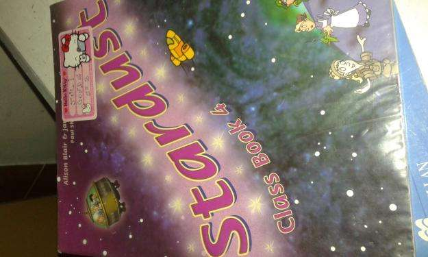 Stardust Activity Book 4