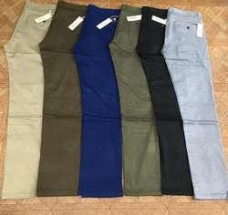 Pantalón en Dril Strech