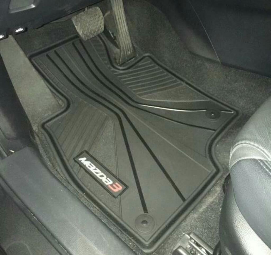 Mazda Tapete Todo Clima M3