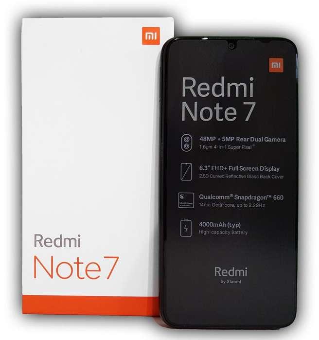 Xiaomi Redmi Note 7 64/4gb 4G LTE
