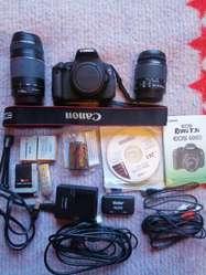Vendo Cámara Canon T3i 10
