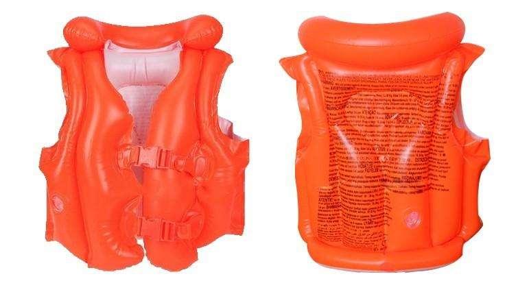 Flotador Intex 58671 Chaleco Salvavidas Niños Original