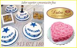 Tortas - Pastel - Dulce G - Personalizado a domicilio
