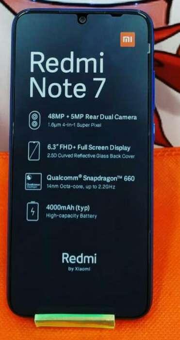 Xiaomi Note 7 Azul,
