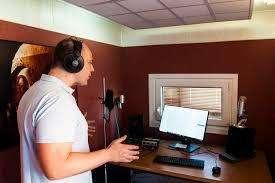 Grabación de voces comerciales para tu negocio, producto, servicio