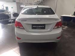 Hyundai Accent modelo 2019