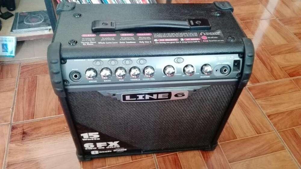 Amplificador de Guitarra Line 6 Nuevo