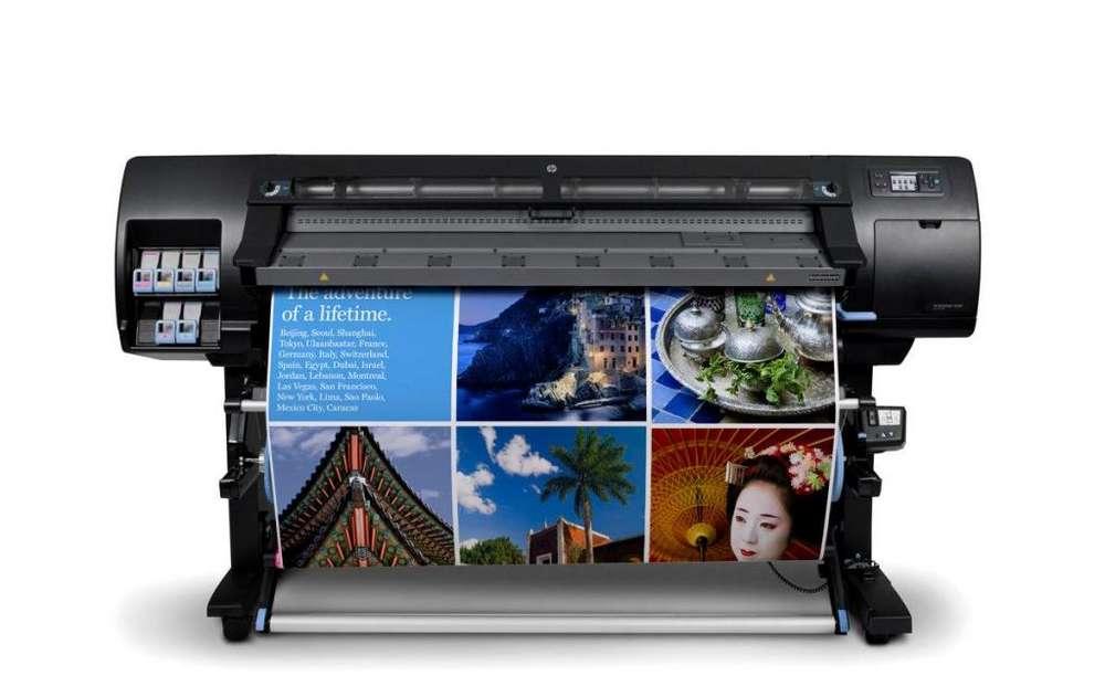 Plotter HP L26500 completo