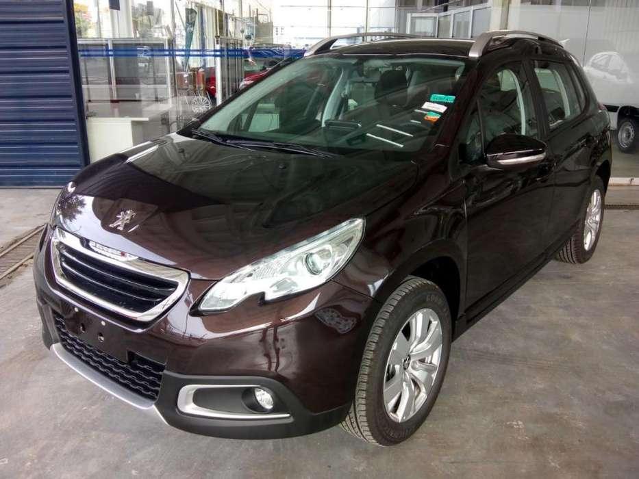 Peugeot 2008 2019 - 100 km