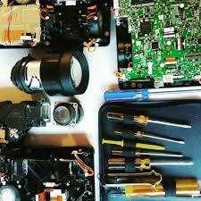 Servicio técnico, reparación de proyectores y equipos audiovisuales