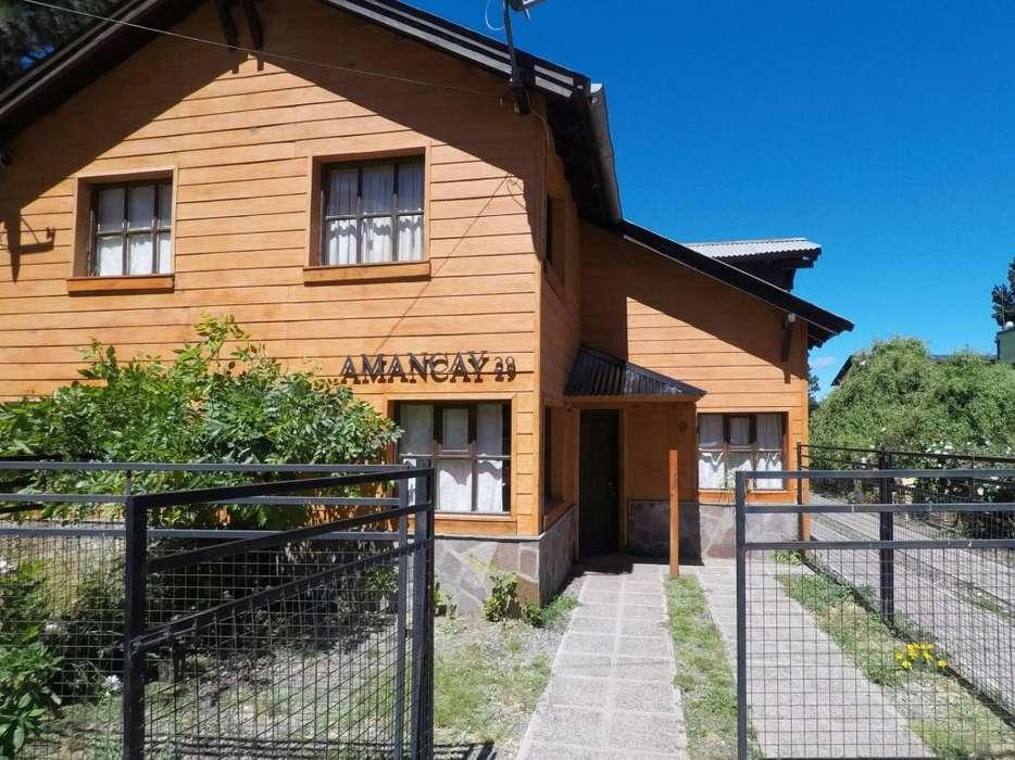 px49 - Cabaña para 2 a 5 personas con cochera en San Martín De Los Andes