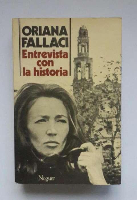 Entrevista con la historia por Oriana Fallaci