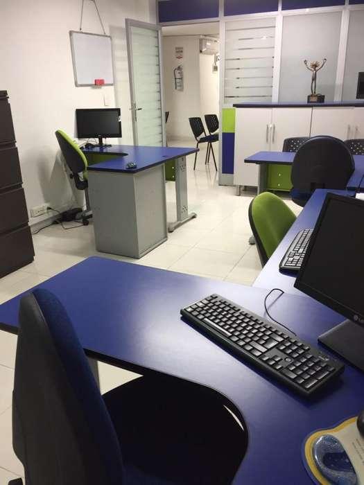 Arriendo Oficina cerca a cabecera y sitios de trabajo Coworking