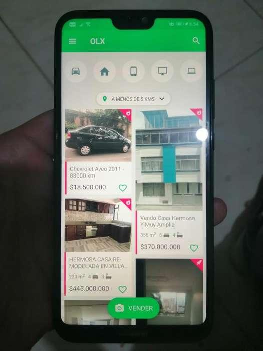 Vendo Celular Huawei P20 Lite Full