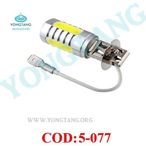 LED H3 ALTA POTENCIA 7.5W 6000K YONGTANG
