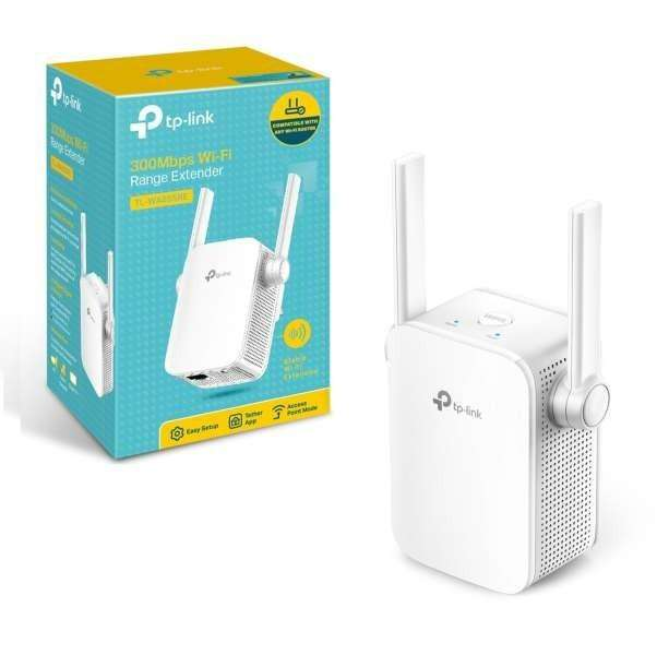 Repetidora WiFi Extender Señal Access Point TP-LINK TL-WA855RE 300 N US Plug