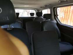 De ocasion vendo minivan hyundai h1