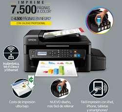 Epson L575 Impresora Sistema Original Wifi PRECIO INCLUYE IVA ENTREGA A DOMICILIO
