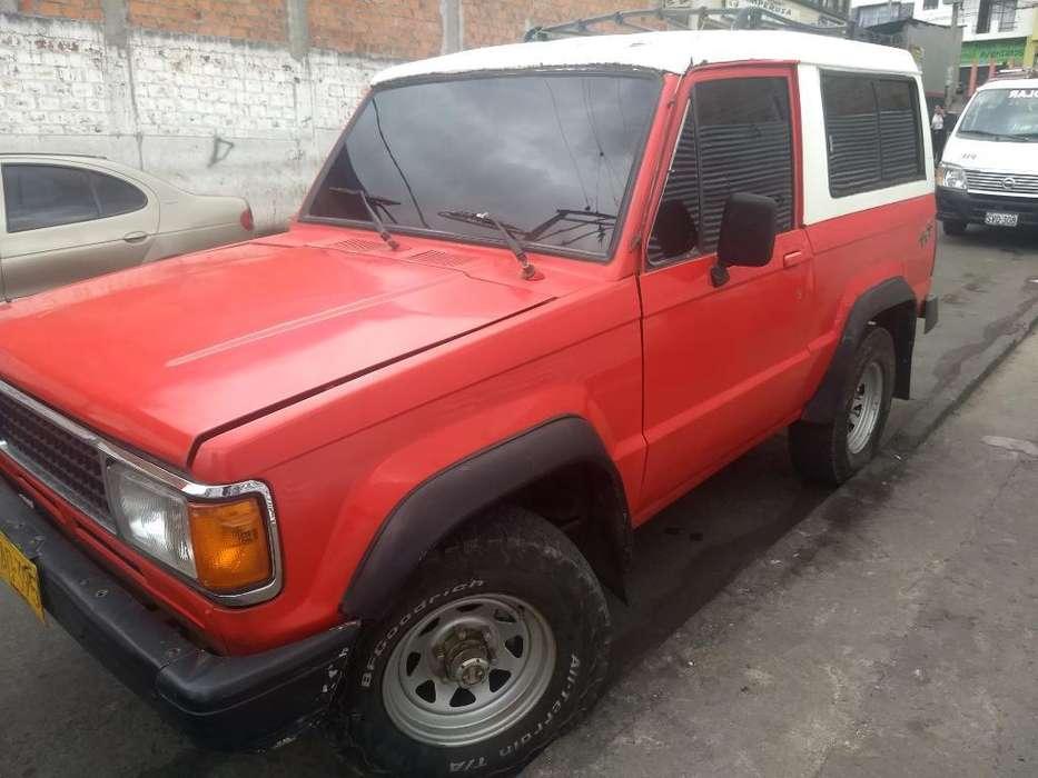 Chevrolet Trooper 1990 - 0 km