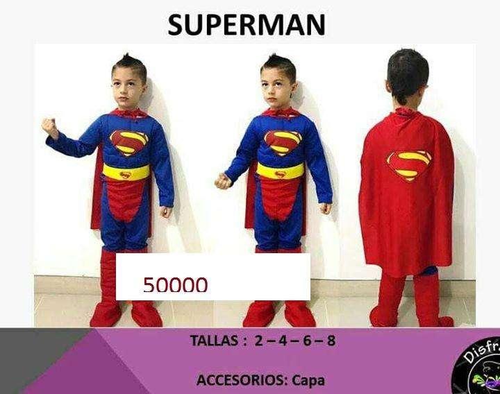 Venta de Disfraz de superman en itagui