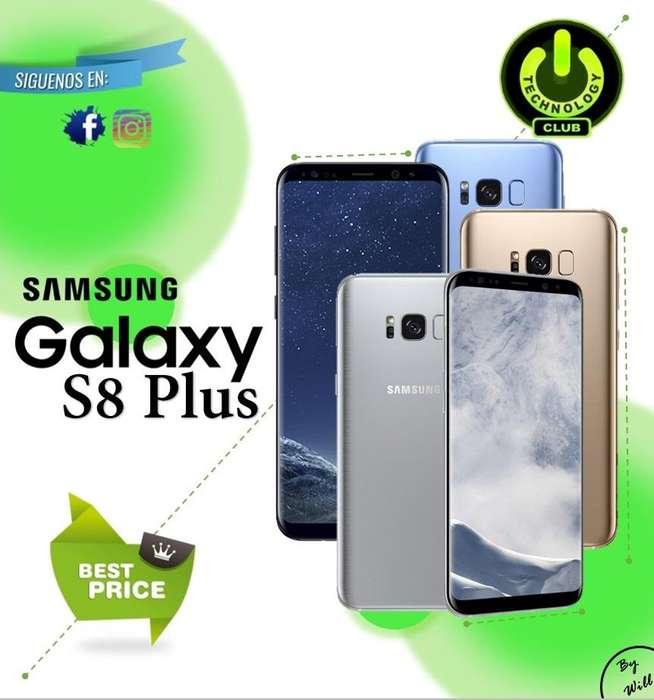 <strong>samsung</strong> S8 Plus Galaxy 6.2 pulgadas / Tienda física Centro de Trujillo / Celulares sellados Garantia 12 Meses