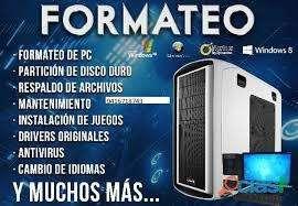 Configuración y Ajustes de Computadoras.