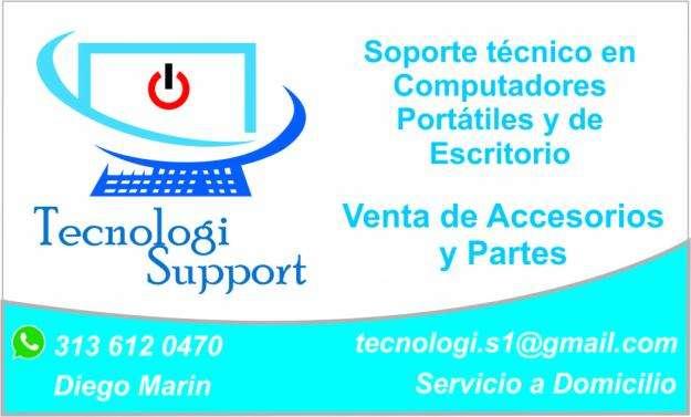 Mantenimiento y reparacion de computadores. Soporte tecnico de computadores