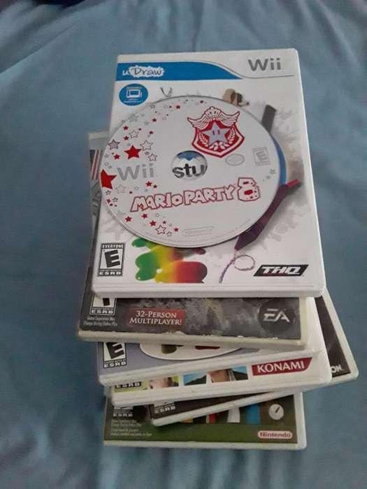 Todo por 30 Nintendo Wii Originales Wii