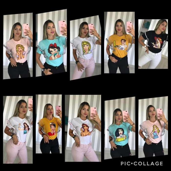 blusas dama precio por mayor Yumbo