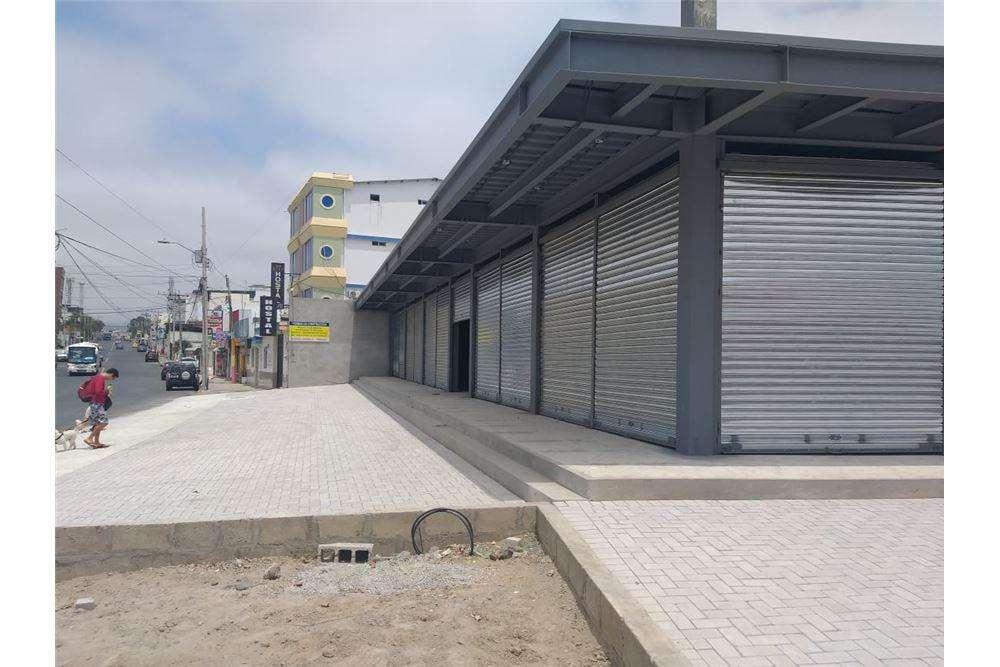 plaza comercial en venta en zona sur de manta