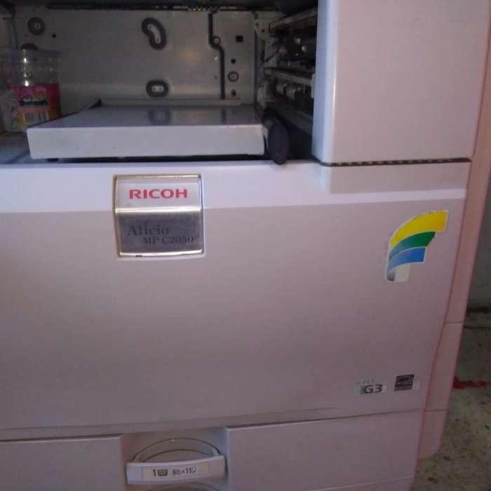 Fotocopiadora Laser Ricoh Aficio Mp 2050