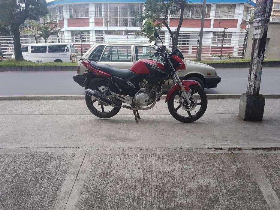 Vendo Moto Yamaha Ybr Pastusa