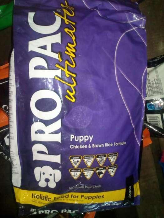 Propac Puppy de Pollo Y Arroz 12 Kilos