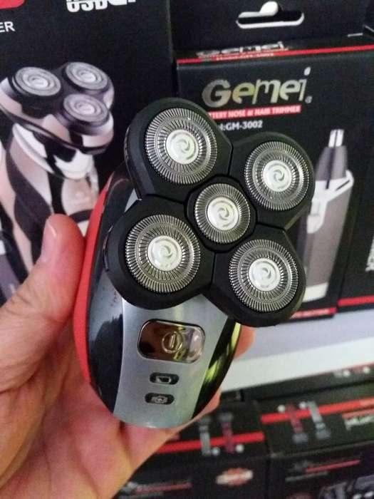 Afeitadora Electrica 5 Bandas