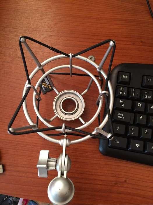 Araña para Microfono Condensador
