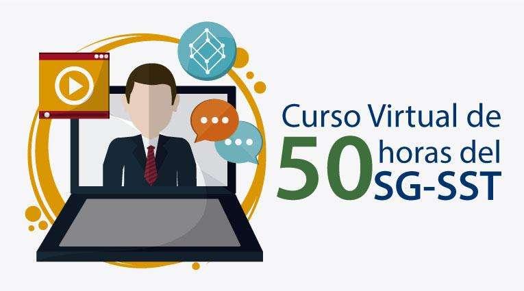 curso de 50 horas del sg sst