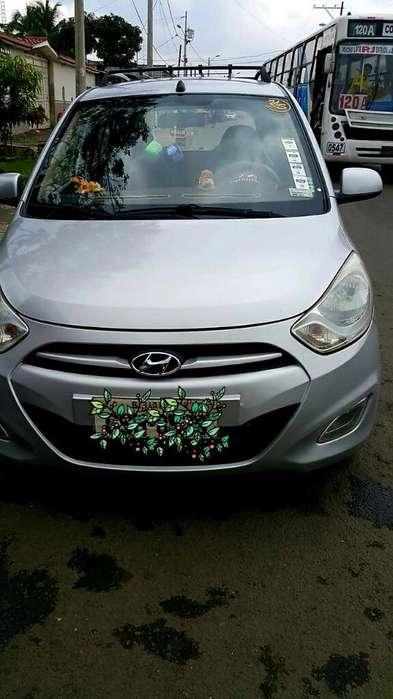 Hyundai i10 2013 - 122000 km