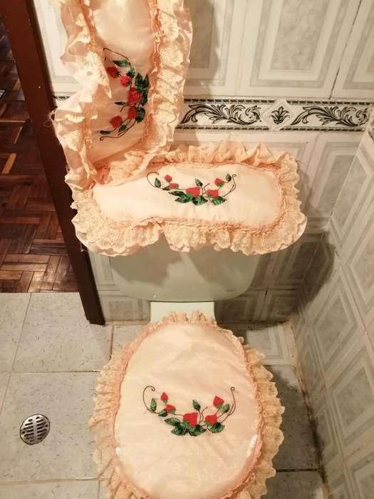 Hermoso y fabuloso juego de baño