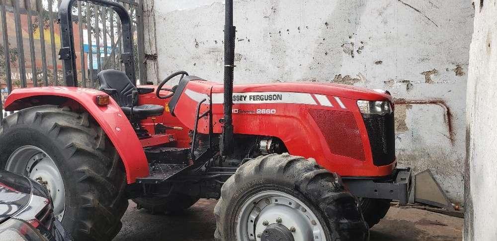 Tractor Agricola Massey Ferguson Hd2660