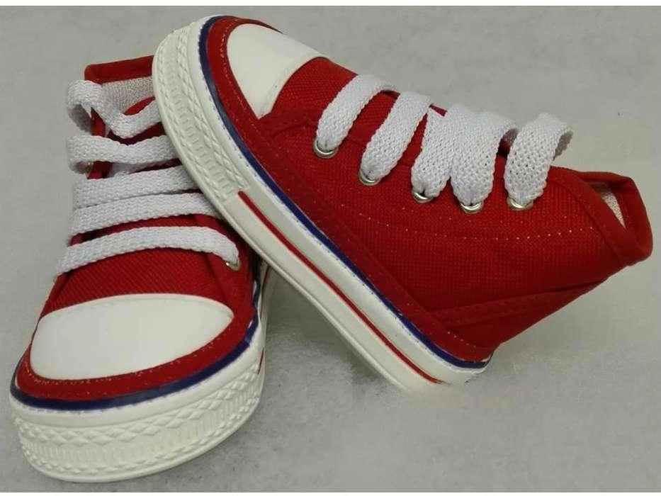 Zapatos para Bebés Caminadores Ref. 2012 Rojo