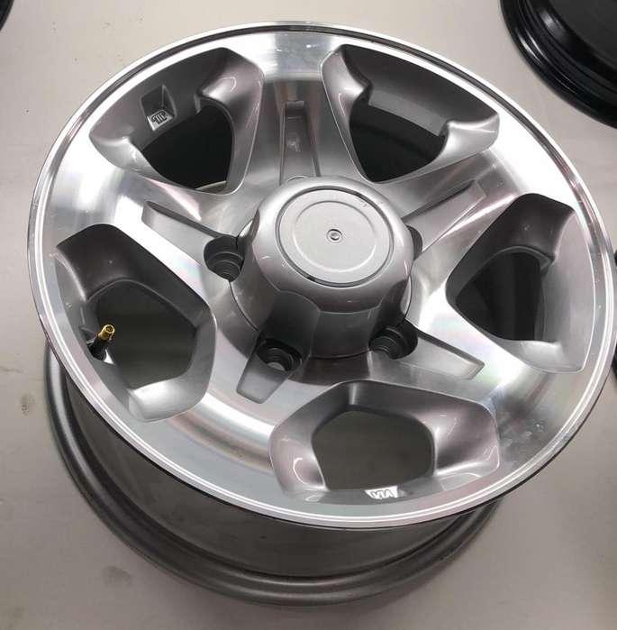 Rines de Lujo Rin 16 5X150 Toyota Macho