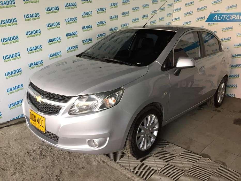 Chevrolet Sail 2017 - 72001 km